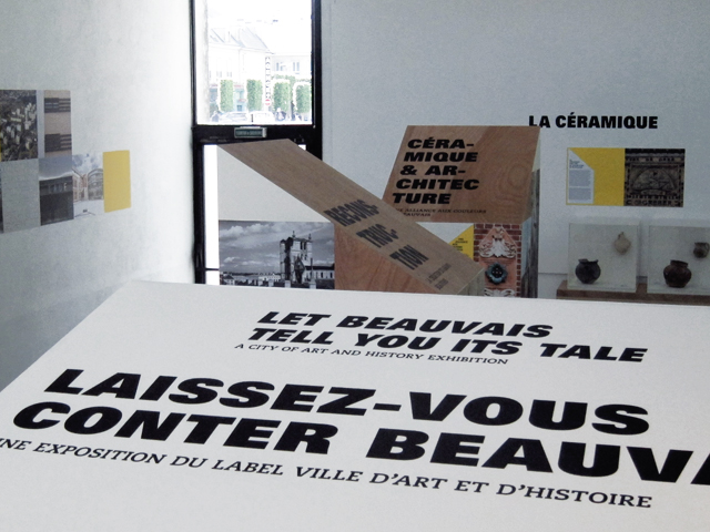 CIAP Beauvais signalétique